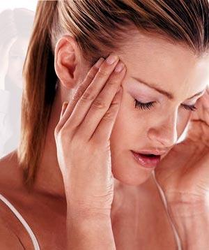 síntomas de migraña