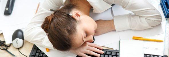 8 razones por las que siempre estas cansado