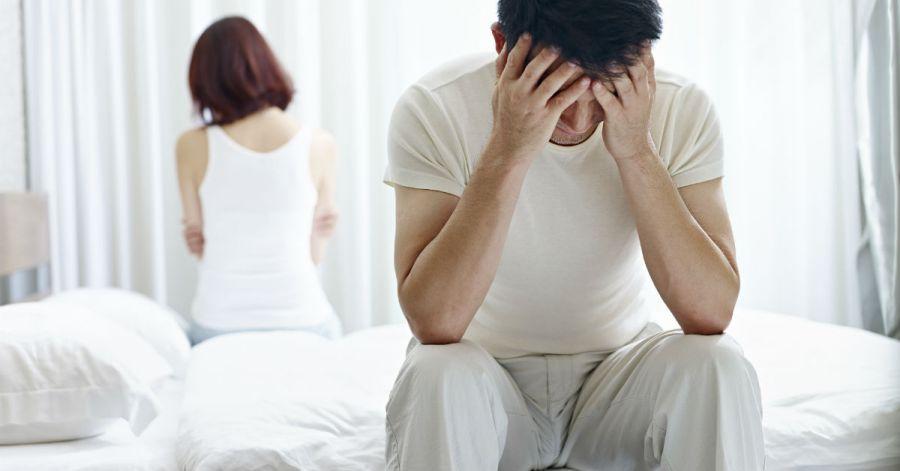La disfunción eréctil y sus causas