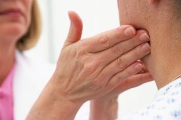 Síntomas de linfoma