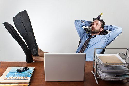 5 formas de evitar el síndrome postvacacional
