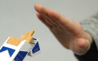 Que pasa si dejas de fumar durante..