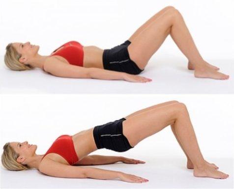 5 ejercicios para aliviar el dolor de espalda baja – Salud y Enfermedad