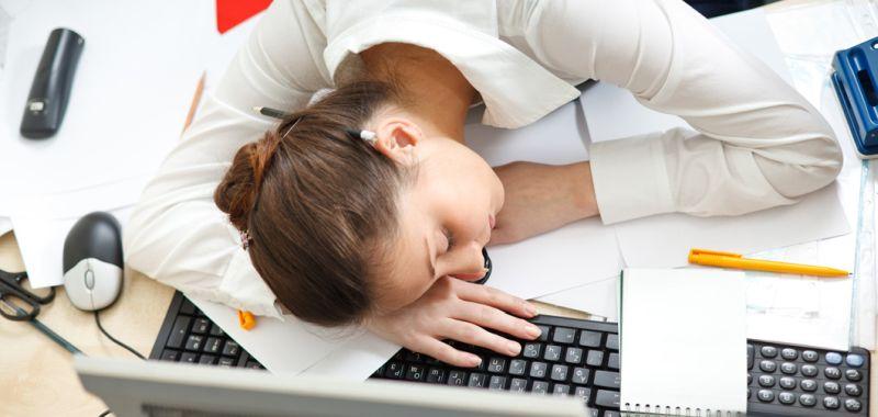 8 razones por las que siempre estás cansado