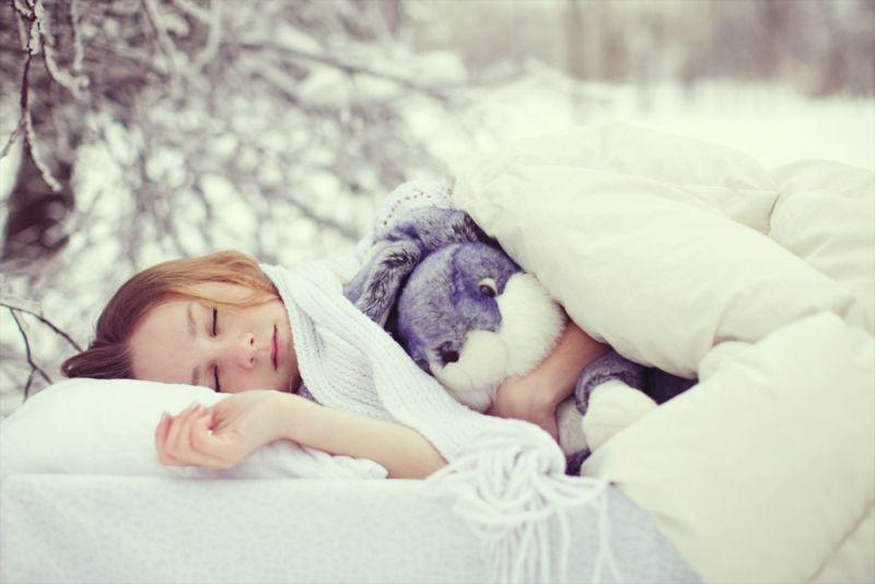Dormir en habitaciones frías es más saludable