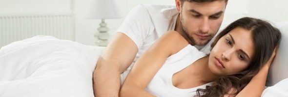 Ansiedad de desempeño sexual, causas y síntomas
