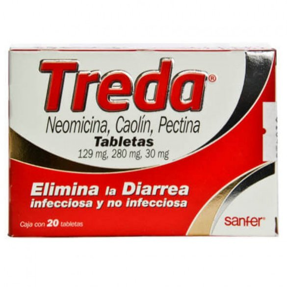 Treda para la diarrea ¿funciona?