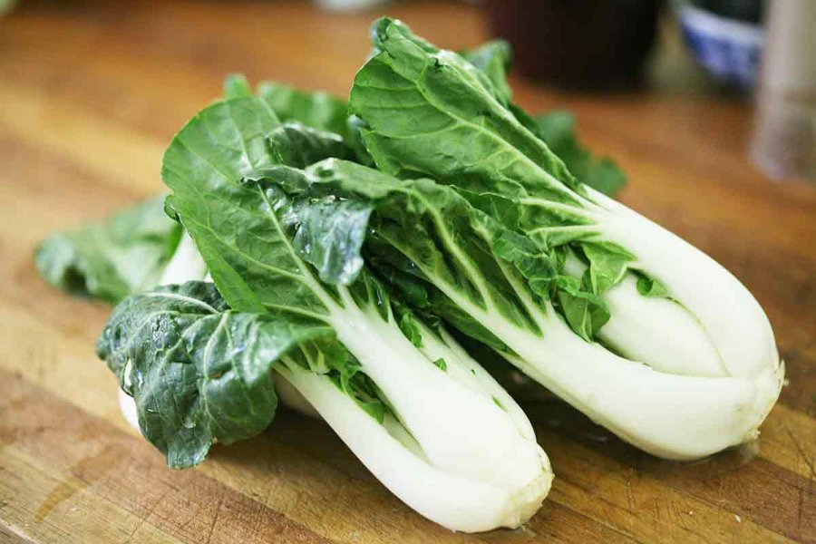 Bok choy o col china