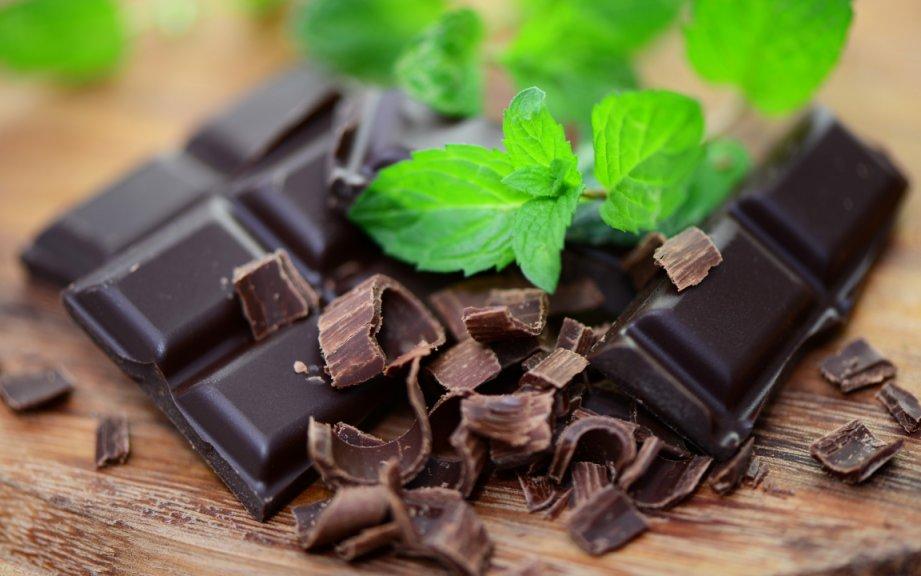 Chocolate negro - Alimentos que reducen el estrés en el trabajo
