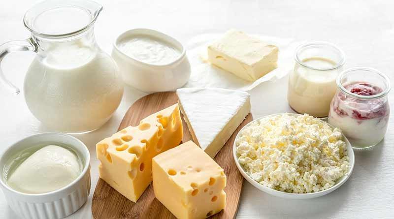 Lacteos - alimentos mas propensos a causar Cáncer