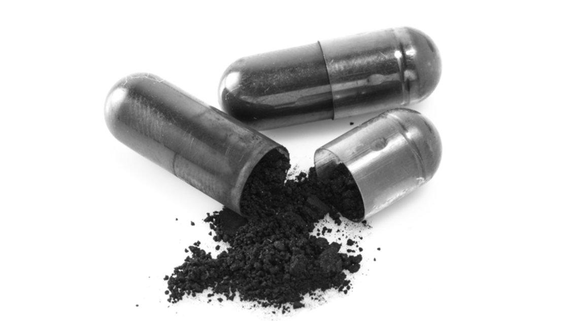 Píldoras de Carbón