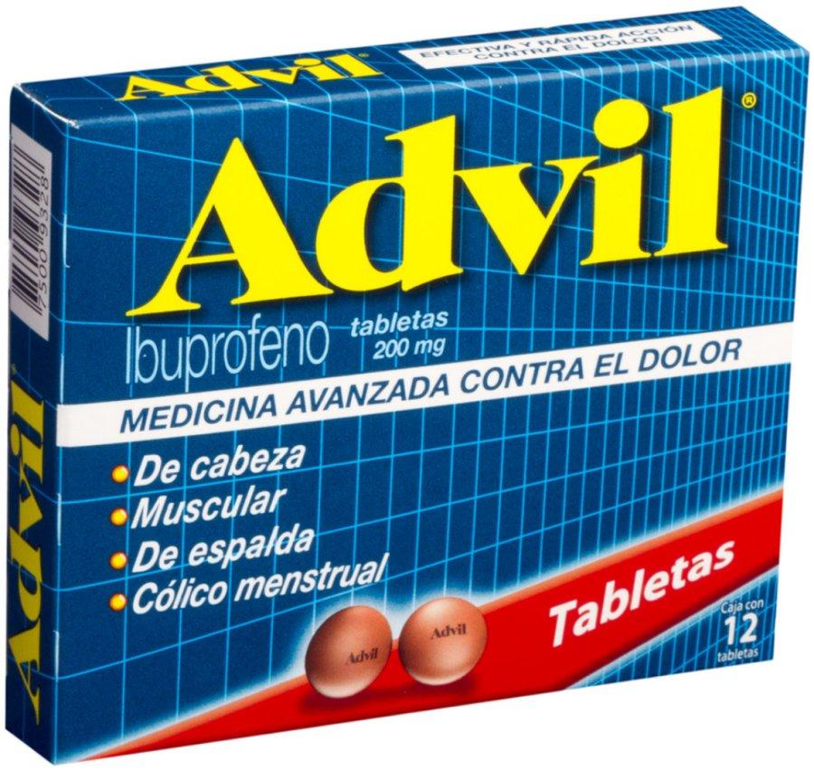 Advil ¿funciona?