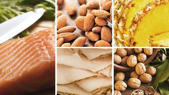 Comer alimentos que aumentan la dopamina