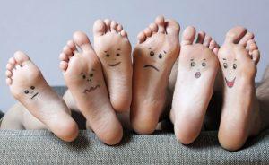 Lo que dicen tus pies sobre tu salud