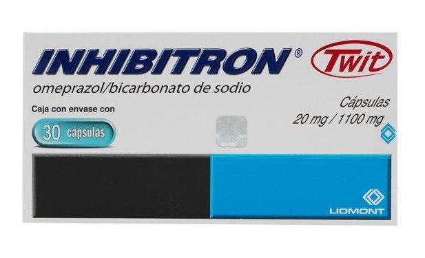 Inhibitron para la gastritis ¿funciona?