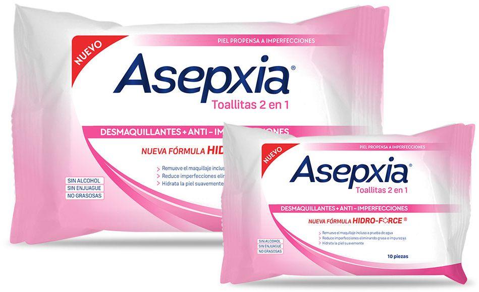 Asepxia toallitas