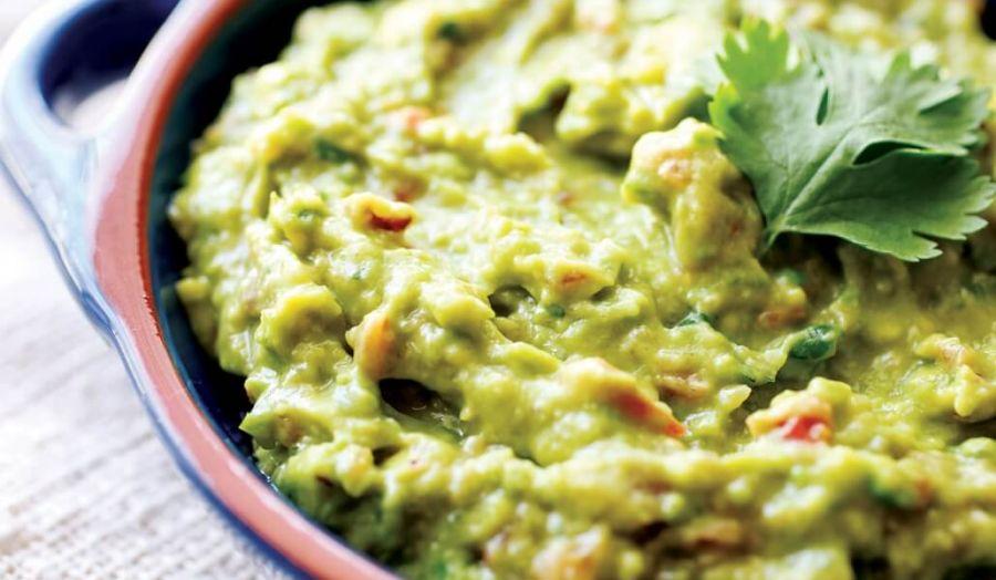 El guacamole, una receta deliciosa con aguacates