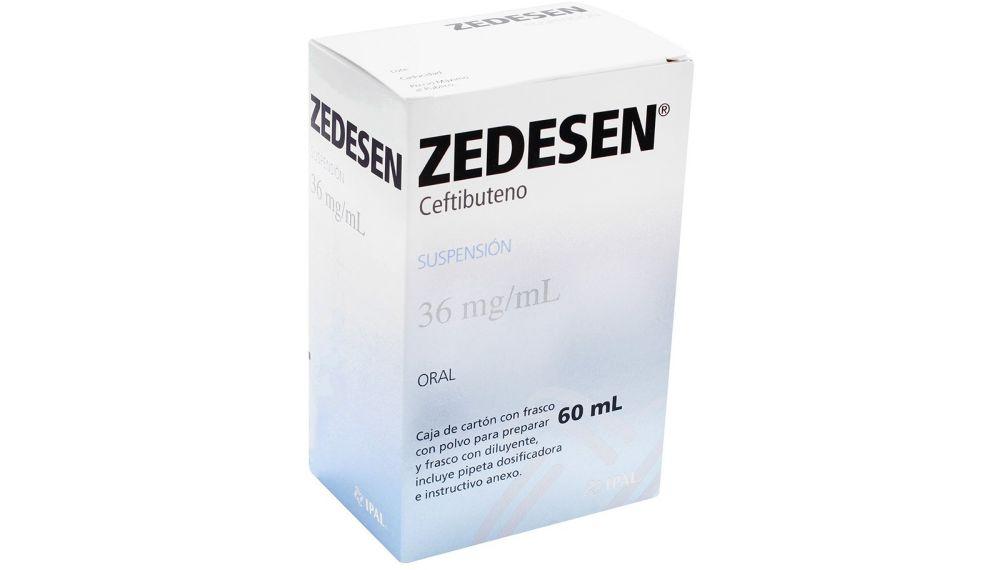 Zedesen suspensión