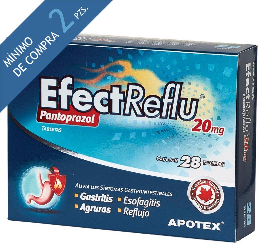 EfectReflu para el reflujo ¿funciona?