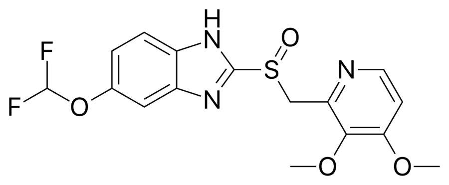 Pantoprazol ingrediente de EfectReflu